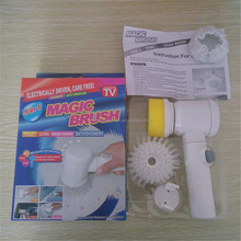 new household bathtub kitchen use as seen on tv magic brush cleaner