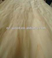 face A grade rotary cut pine wood new zealand veneer