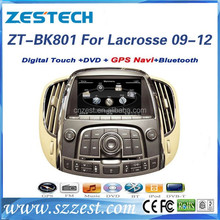 2 din car gps navigation system for BUICK LACROSSE 2009-2012 car dvd gps player with radio cd mp3 tv audio GPS satnavi
