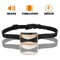 Amazon Best Seller Small Dog Bark Stop Collar Effective Barking Control Anti-Bark Collar with Automatic Sound and Vibration