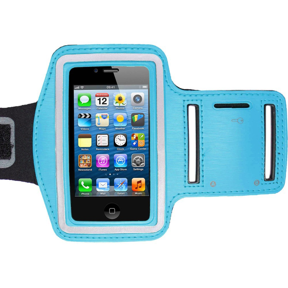 Colorful silicone armband case cover for iphone 6/6pluse/5s/5/4s/4 for samsung