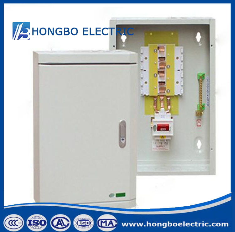 China Supply JXF Waterproof IP43 distribution board electrical distribution panel board
