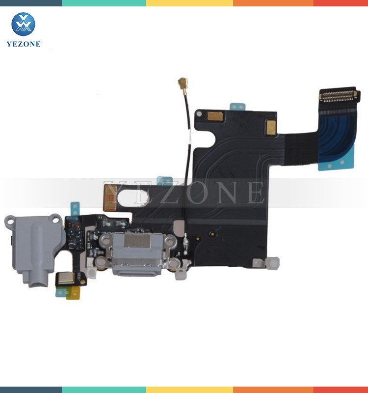 Spare Part for iPhone 6 Headphone Audio Dock Connector Charging USB Port Flex Cable