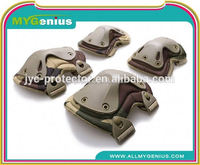 Four pcs/set WD052 chinese knee pad