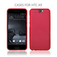 Waterproof pocket fit cell phone cover hot selling TPU mobile case for HTC A9