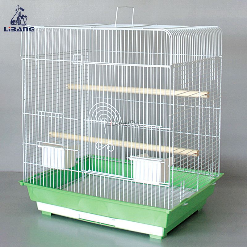 High Quality Export Powder Coating Iron Wire Bird Flight Cage