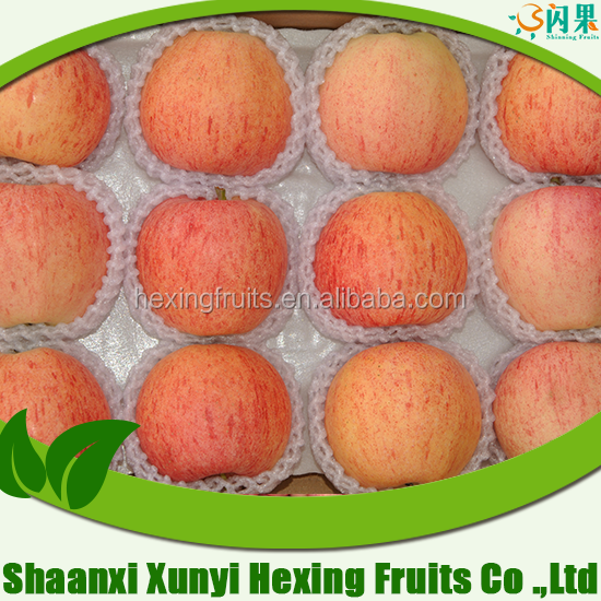 Fuji Apple Fruit flavour of honeyed ripeness