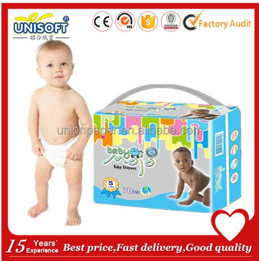 Ultra Thin Nonirritating Comfortable Premium Baby Diaper