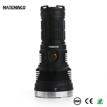 High Power 1000m Long Beam Distance Range Rechargeable Torch Led Cree Flashlight Waterproof Flash Torch Light Long Range