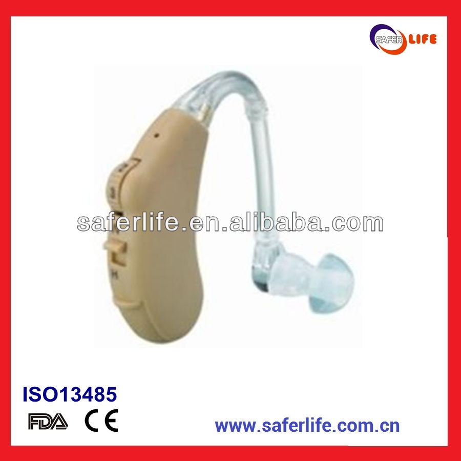 2017 high level analog Bte hearing aid hearing aid manufacturer high quality hearing aid for aged deaf