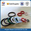 DHL shipping silicone /viton/EPDM/neoprene/ nitrile NBR rubber seal o ring