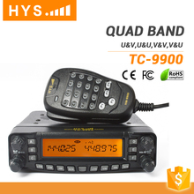 mobile transceiver radio TC-9900 HYS 29/50/144/430Mhz HF/VHF/UHF Quad band ham radio