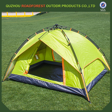 new design free sample folding oxford camping tent