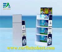 China best selling plastic display stand manufacturer