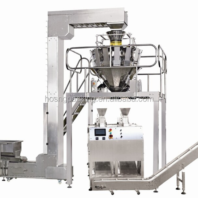 automatic doypack snack packaging machinery