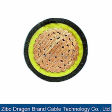 Copper/Aluminum conductor XLPE insulation electric cable
