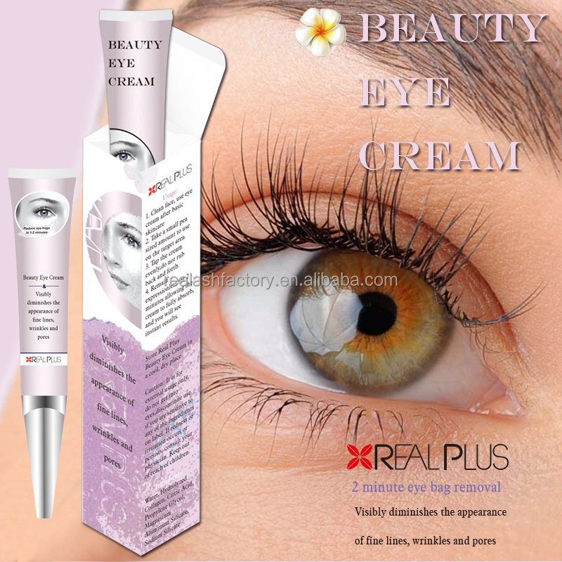 Wholesale natural sunscreen eye cream safe for pregnancy under eye bags treatments