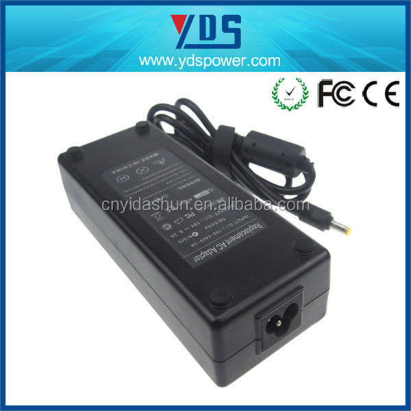 9 years professional 19V 6.3A adapter manufacturer , OEM and ODM ac dc adapter 29v 2a with high quality