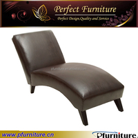 cheap heavy duty leather bedroom lounge chair