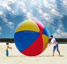 Giant PVC inflatable beach ball big size inflatable beach ball