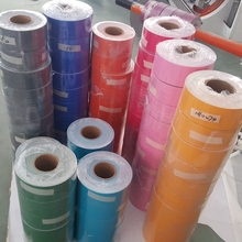 Self Adhesive paper materials color art paper roll