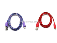 EL USB cable el light wire with multi colors