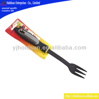 low price china product plastic cooking fork
