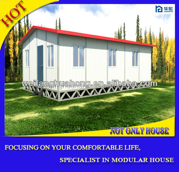 Made in china very cheap mobile simple prefab house