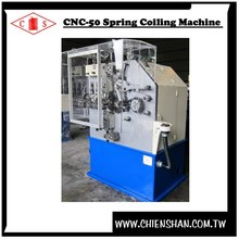 Copper Spiral Spring Making Machine for Auto industry