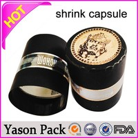 Yason glutathione whitening capsules aluminium foil pouch filling and capping pvc shrink capsule for bottles