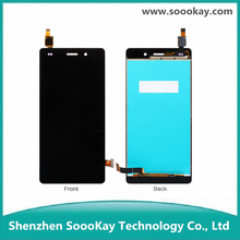 Phone Repair Parts LCD Touch Screen for Huawei Ascend P6, for Huawei P6 Replacement Display