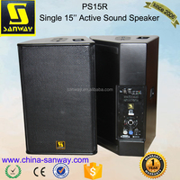 "PS15R 1000W Single 15"" Active Stage Speaker"