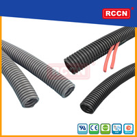 Environment Friendly Smooth Square Plastic Electrical Conduit