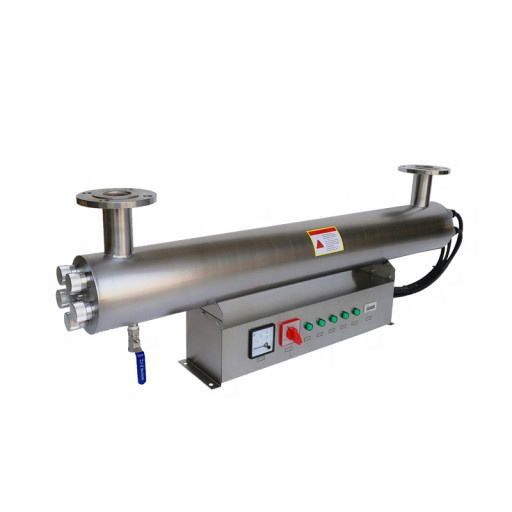Stainless Steel UV sterilizer for <strong>water</strong> <strong>treatment</strong>
