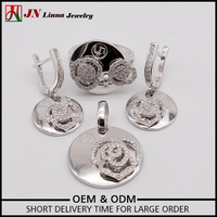 NYHS05 925 Sterling Silver Sets New