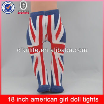 18 Inch American Girl Doll Tights