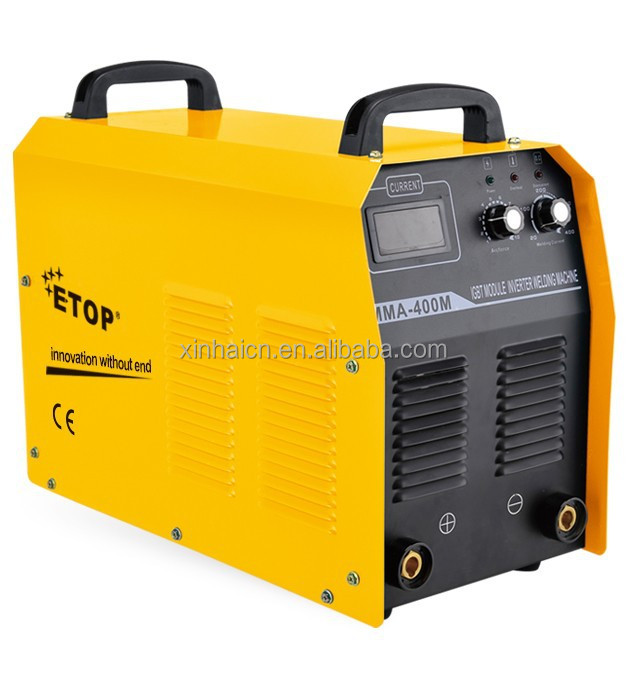 IGBT lightness auto protection tube welding machine MMA-400