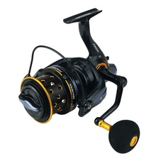 YUMOSHI TK8000 14+1BB METAL SURF REEL LONG CASITNG FISHING REELS