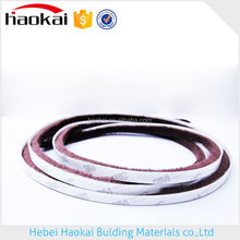 3M glue hot melt self adhesive sealing brush seal strip