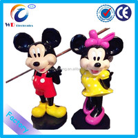 2014 The latest amusement park Cartoon Mickey and Minnie