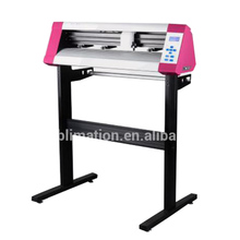 High quality 1.2m large flatbed vinyl printer plotter cutter
