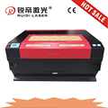 Best selling 80w/120w/150w fabric laser cutting machine for cutting most nonmetal material