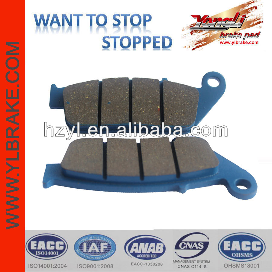 Good performance pedal go kart with trailer brake pad