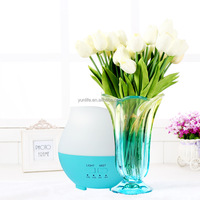 Delicate water drop shape ionizer diffuser aroma color changing diffuser in china