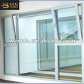 China factory white color tilt and turn windows