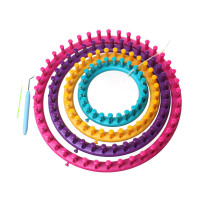 Knitting Accessories Polypropylene Round Knitting Loom Set
