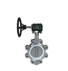 stainless steel pn16 dn150 lug type butterfly valve manufacture