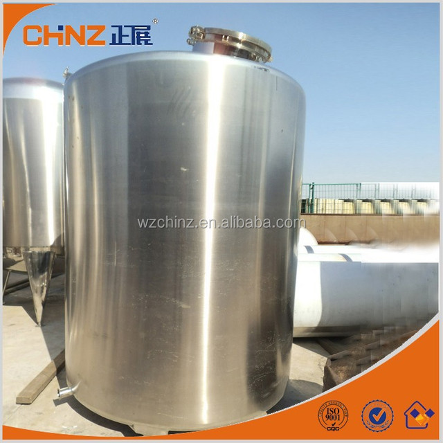 Hot selllng storage tank for chemical,food,medical,cosmetic industry