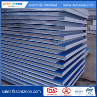 High quality EPS Sandwich Wall Panels For Assembling Prefab Houses