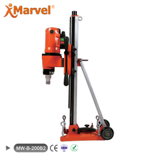 MW-B-200B2 200mm all angle vertical surface diamond core drill rig